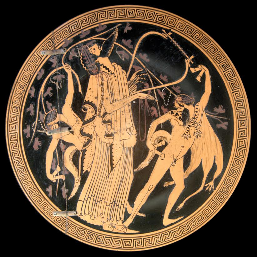 Prophétesse de Delphes