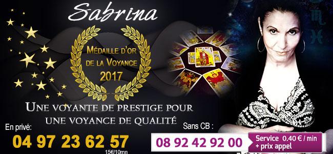 Sabrina une voyante d exception   lasibylle.fr 45cff5838086